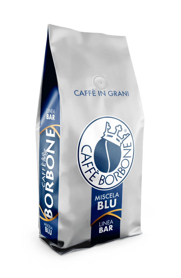 CAFÉ GRAINS BORBONE - BLU 1kg