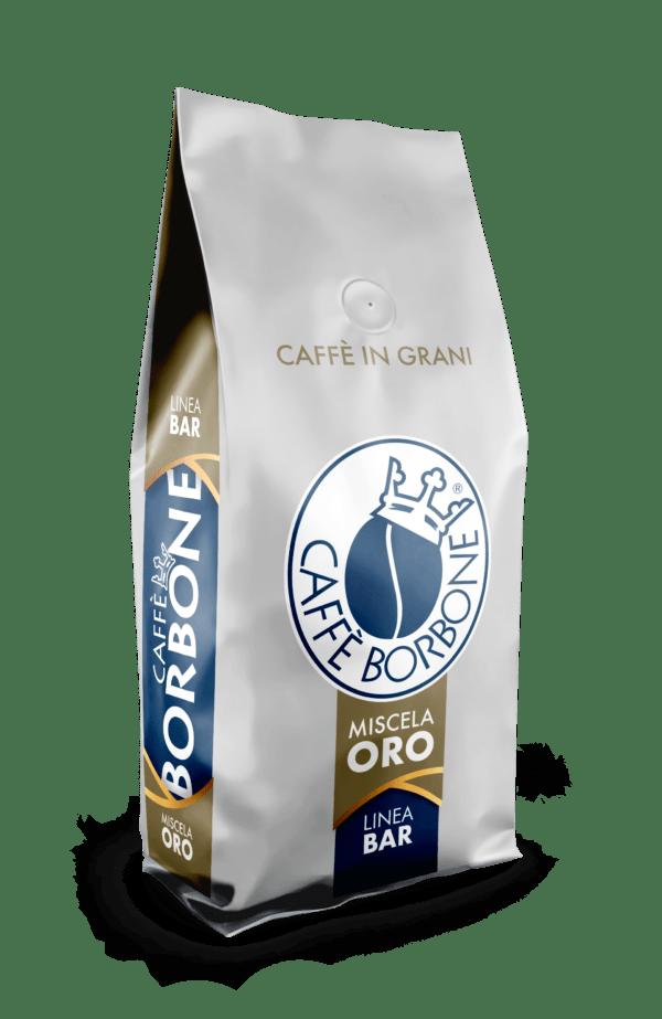 CAFÉ GRAINS BORBONE - ORO 1kg