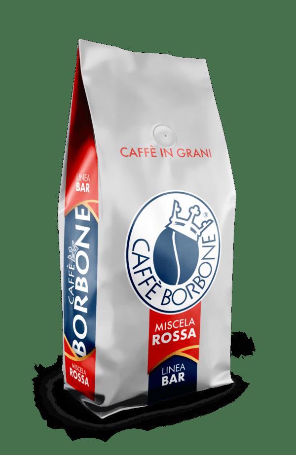 CAFÉ GRAINS BORBONE - ROSSA 1kg