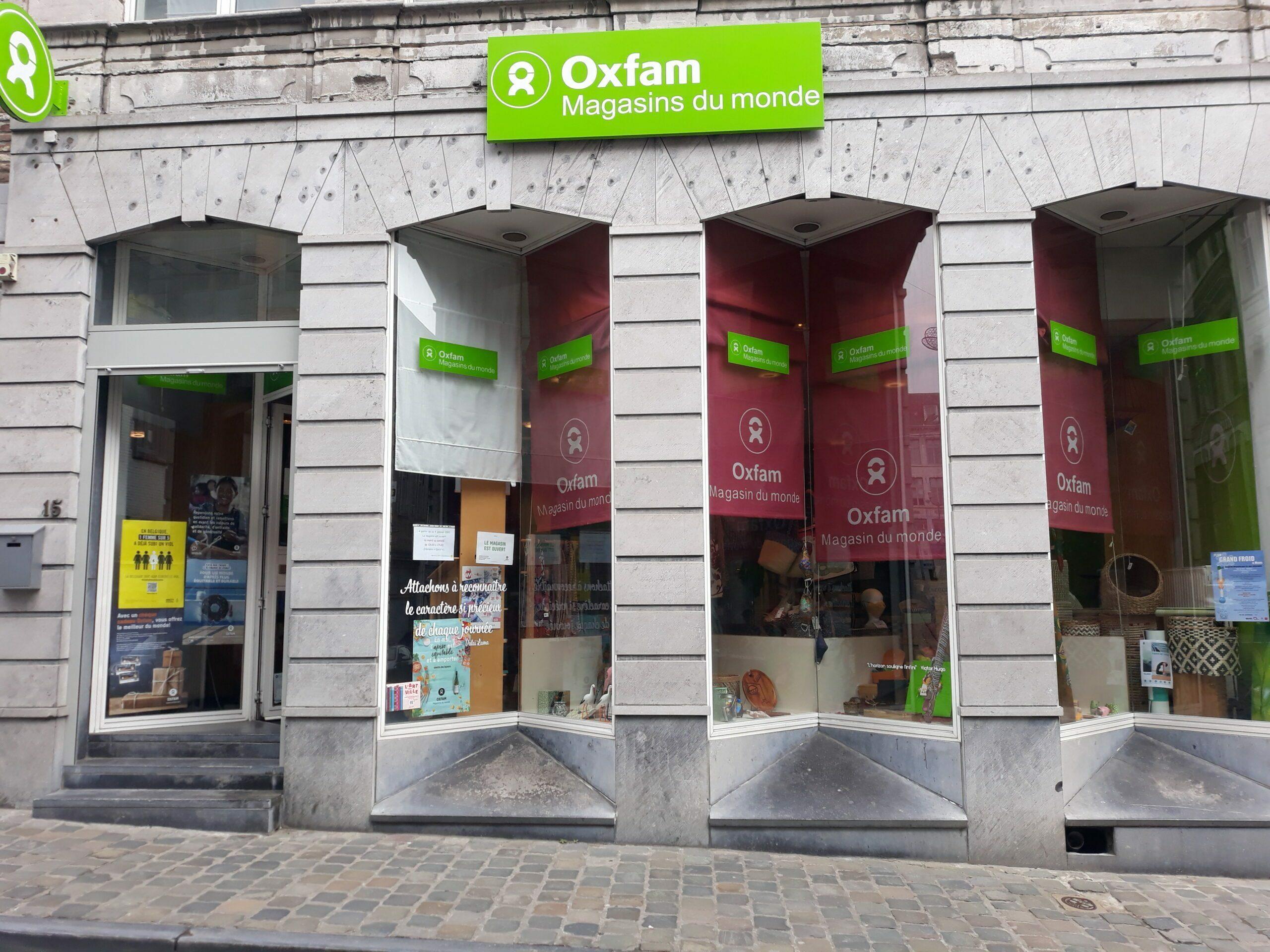 OXFAM Magasin du Monde